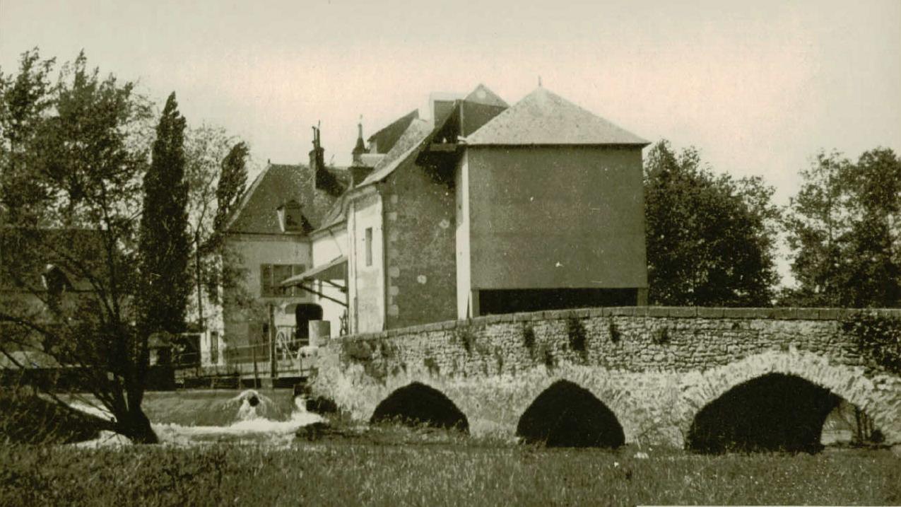 1925 - Isle Auger - Album d'Eugène à Jacqueline
